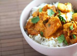 小图 curry chicken
